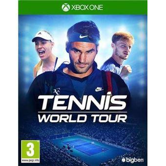 Tennis world tour FR/NL XONE