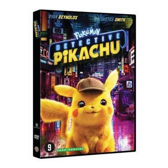 Les PokémonPokémon Détective Pikachu DVD