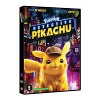 Pokémon Détective Pikachu DVD