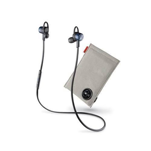 Casque Intra-auriculaire Plantronics BackBeat Go 3 Bleu Cobalt avec Etui de chargement