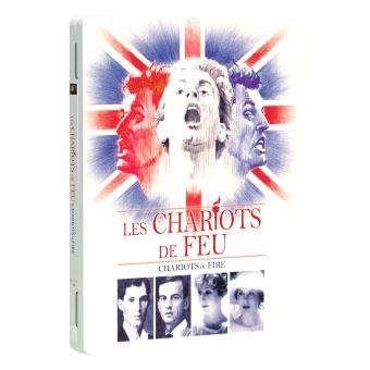 Les Chariots de feu Boîtier Métal Exclusivité Fnac Blu-ray