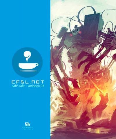 CFSL.net Artbook Café Salé