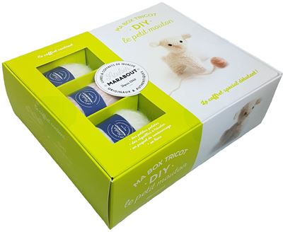 Ma box tricot - Le petit mouton