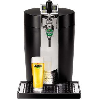 pompe bi re krups beertender yy2932fd noir et metal achat prix fnac. Black Bedroom Furniture Sets. Home Design Ideas