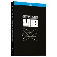 Men In Black Trilogy Bluray Box