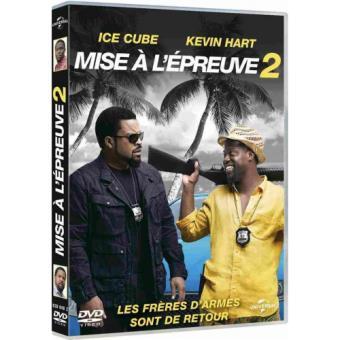 Mise à l'épreuve 2 DVD