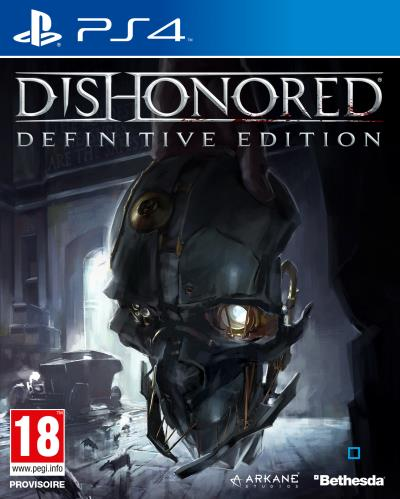 Dishonored Edition Définitive PS4