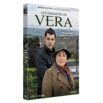 Les Enquêtes de VeraLes enquêtes de Vera Saison 7 DVD