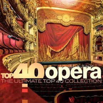 Top 40 - Opera  2CD