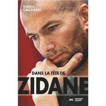 Dans la tête de Zidane (ebook)