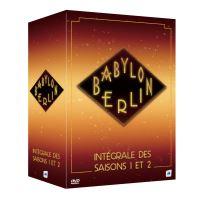 Coffret Babylon Berlin Saisons 1 et 2 DVD