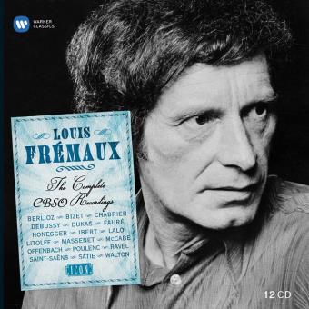COMPLETE CBSO RECORDINGS/12CD