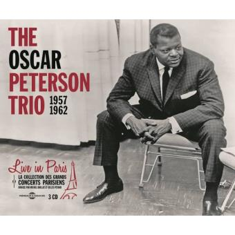 LIVE IN PARIS 1957-1962/3CD