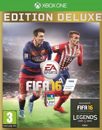 FIFA 16 Deluxe Xbox One