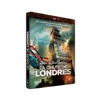 La chute de Londres Steelbook Blu-ray
