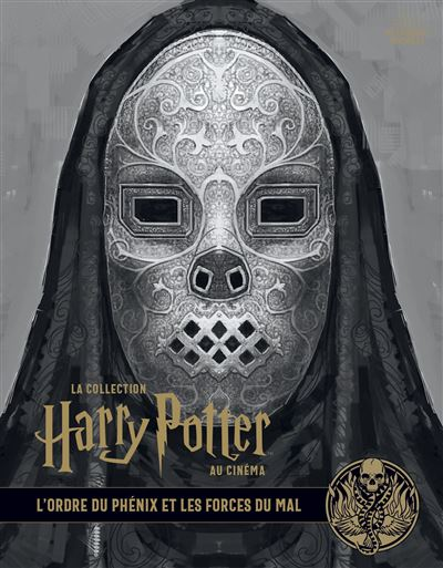 La collection Harry Potter au cinéma