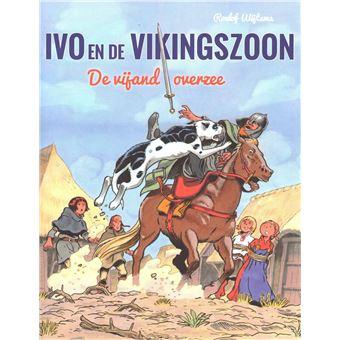 IVO EN DE VIKINGSZOON,03:DE VIJAND OVERZEE