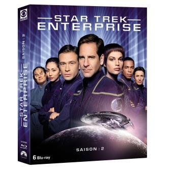 Star Trek EnterpriseStar Trek Enterprise - Coffret intégral de la Saison 2 - Blu-Ray