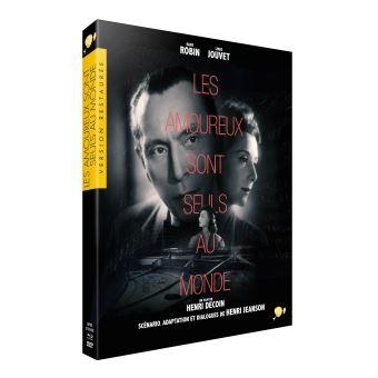 Les Amoureux sont seuls au monde Edition limitée Blu-ray