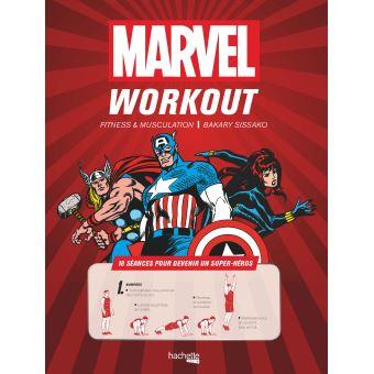 Marvel Workout