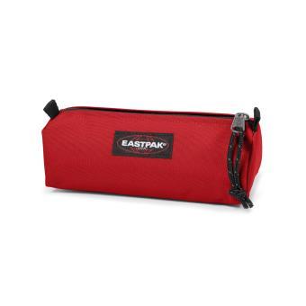 en soldes c797f 3220f Trousse Eastpak Benchmark Simple Rouge
