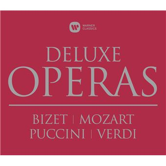 Deluxe Operas Coffret 12 CD Exclusivité Fnac