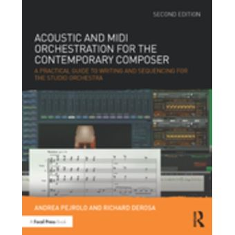 The epub composer and orchestration contemporary for acoustic midi