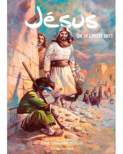 Jésus, que la lumière soit !