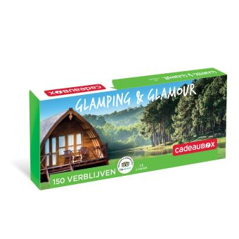 CADEAUBOX NL GLAMPING + GLAMOUR