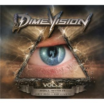 DIMEVISION VOL.2 ROLL WITH IT OR G/CD+DVD