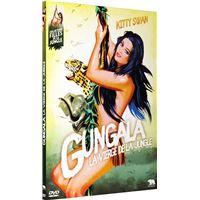 Gungala La vierge de la jungle DVD