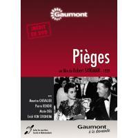 Pièges DVD