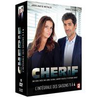 Coffret Cherif Saisons 1 à 4  DVD