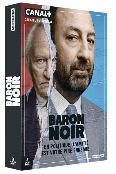 Baron noir (1) : Saison 1 : Episodes 1 à 8