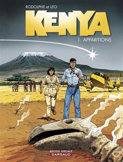 Kenya - Apparitions (OP LEO)