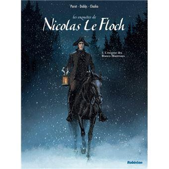 Les enquêtes de Nicolas Le FlochNicolas le floch,01:l'enigme des blancs-manteaux