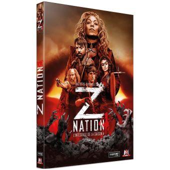Z NationZ Nation Saison 4 DVD