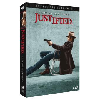 JustifiedJustified - Coffret intégral de la Saison 3 DVD