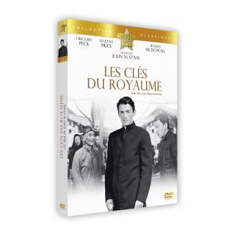 Les clés du royaume DVD