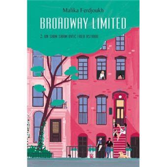 """Résultat de recherche d'images pour """"broadway limited tome 2"""""""