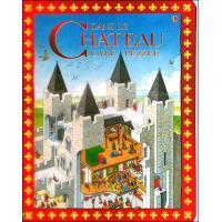 Dans le chateau livre puzzle