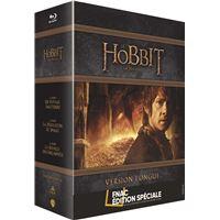Le Hobbit La Trilogie Version longue Edition spéciale Fnac Blu-ray Inclus un livre