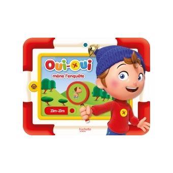 Oui-OuiOui-Oui / Oui-Oui mène l'enquête - Livre tablette