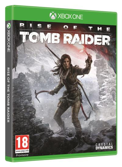 Rise of the Tomb Raider Xbox One - Xbox One