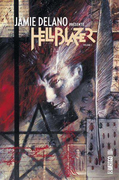 Jamie Delano présente Hellblazer