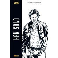 Star Wars : Han Solo (Noir et Blanc)