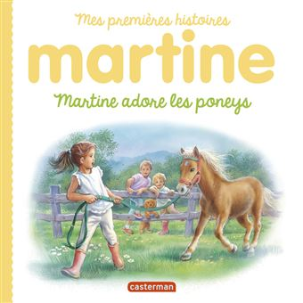 MartineMartine adore les poneys