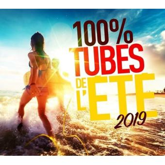 100% TUBES DE L ETE 2019/5CD DIGISTAR