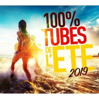 100% TUBES DE L ETE 2019/5CD DIGISTAR