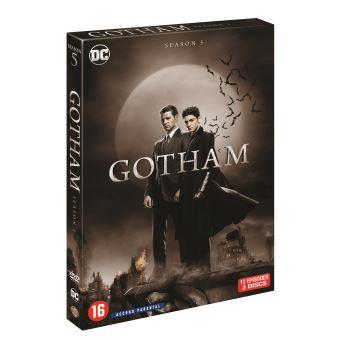 GothamCoffret Gotham Saison 5 DVD